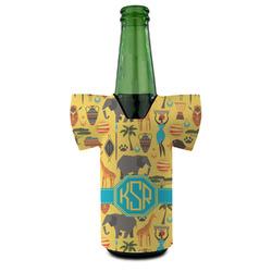 African Safari Bottle Cooler (Personalized)
