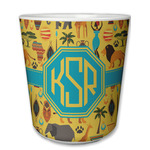 African Safari Plastic Tumbler 6oz (Personalized)