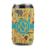African Safari Can Sleeve (12 oz) (Personalized)