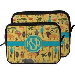 African Safari Laptop Sleeve / Case (Personalized)
