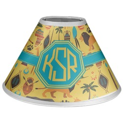 African Safari Coolie Lamp Shade (Personalized)