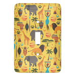 African Safari Light Switch Covers (Personalized)