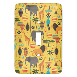 African Safari Light Switch Covers - Multiple Toggle Options Available (Personalized)