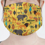 African Safari Face Mask Cover (Personalized)