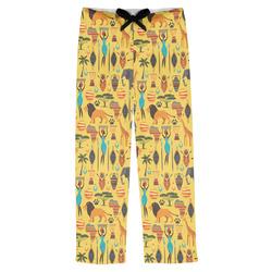 African Safari Mens Pajama Pants (Personalized)