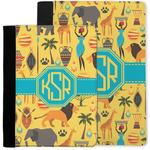 African Safari Notebook Padfolio w/ Monogram