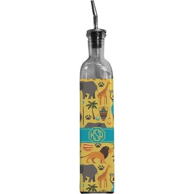 African Safari Oil Dispenser Bottle (Personalized)
