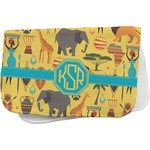 African Safari Burp Cloth (Personalized)