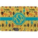 African Safari Comfort Mat (Personalized)