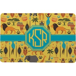 African Safari Comfort Mat (Personalized)