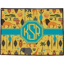 African Safari Door Mat (Personalized)