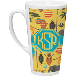 African Safari Latte Mug (Personalized)