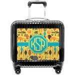 African Safari Pilot / Flight Suitcase (Personalized)
