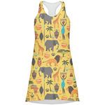 African Safari Racerback Dress (Personalized)