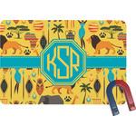 African Safari Rectangular Fridge Magnet (Personalized)