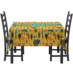 African Safari Tablecloth (Personalized)