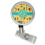 African Safari Retractable Badge Reel (Personalized)
