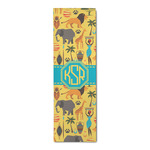 African Safari Runner Rug - 3.66'x8' (Personalized)