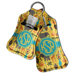 African Safari Hand Sanitizer & Keychain Holder (Personalized)
