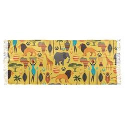African Safari Faux Pashmina Shawl (Personalized)