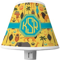 African Safari Shade Night Light (Personalized)