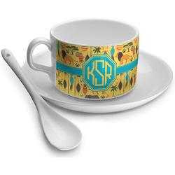 African Safari Tea Cups (Personalized)
