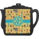 African Safari Teapot Trivet (Personalized)
