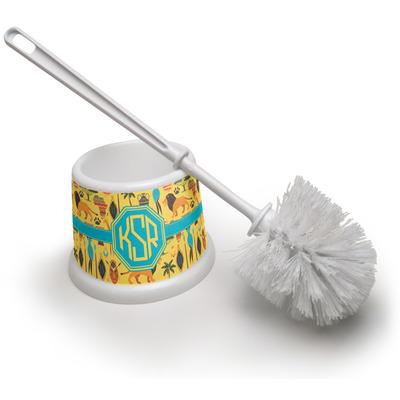 African Safari Toilet Brush (Personalized)