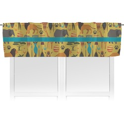 African Safari Valance (Personalized)