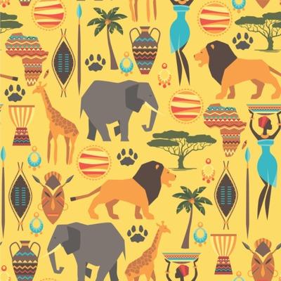 African Safari Wallpaper & Surface Covering