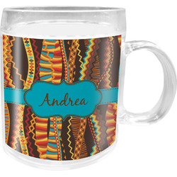 Tribal Ribbons Acrylic Kids Mug (Personalized)