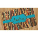 Tribal Ribbons Area Rug (Personalized)