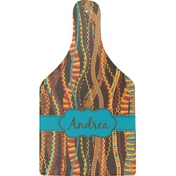 Tribal Ribbons Cheese Board (Personalized)