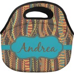 Tribal Ribbons Lunch Bag (Personalized)