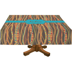 Tribal Ribbons Tablecloth (Personalized)