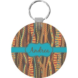 Tribal Ribbons Keychains - FRP (Personalized)