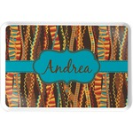 Tribal Ribbons Serving Tray (Personalized)