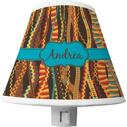 Tribal Ribbons Shade Night Light (Personalized)