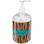 Tribal Ribbons Soap / Lotion Dispenser (Personalized)