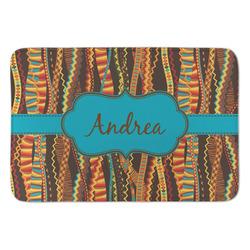 Tribal Ribbons Anti-Fatigue Kitchen Mat (Personalized)
