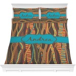 Tribal Ribbons Comforter Set (Personalized)