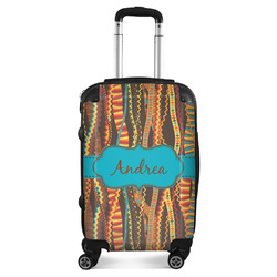 Tribal Ribbons Suitcase (Personalized)