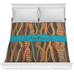 Tribal Ribbons Comforter (Personalized)