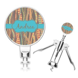 Tribal Ribbons Corkscrew (Personalized)