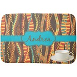 Tribal Ribbons Dish Drying Mat (Personalized)
