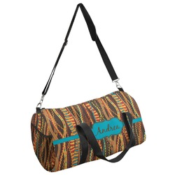 Tribal Ribbons Duffel Bag - Multiple Sizes (Personalized)