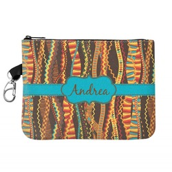 Tribal Ribbons Golf Accessories Bag (Personalized)