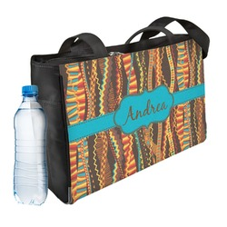Tribal Ribbons Ladies Workout Bag (Personalized)