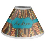 Tribal Ribbons Coolie Lamp Shade (Personalized)