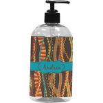 Tribal Ribbons Plastic Soap / Lotion Dispenser (Personalized)